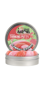 crazy aarons thinking putty slime fidget stress anxiety