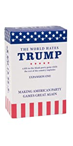 The world hates like cards against humanity party game night adult humor fun funny fill in the blank