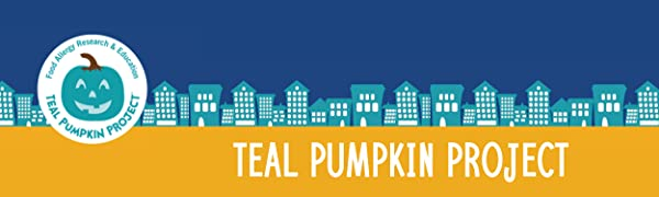 teal pumpkin project allergy awareness trick or treat non candy alternative treats halloween