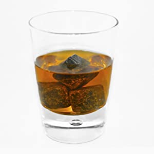 Sipping Stone Whiskey Chilling Rocks Soapstone Ice Cubes Icing Chill Liquor Distilled Granite