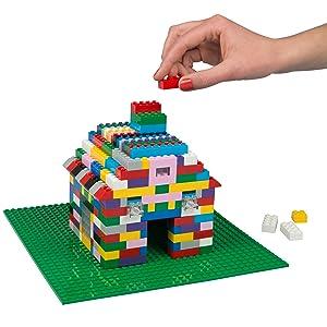 SCS Direct Building Bricks - Large 10