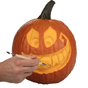 Amazon pumpkin carving tools halloween sculpting kit with