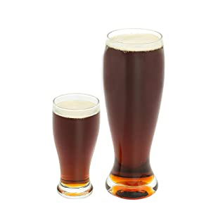 Frog Glass Beer Lager Tankard Oversized pint 600 ml Gift