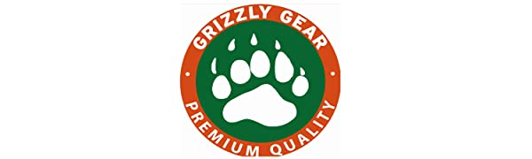 Grizzly Gear Emergency Survival Mylar Thermal Sleeping Bag Waterproof Insulated Blanket