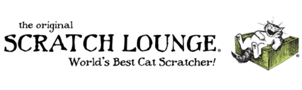 cat scratcher lounge kitty meow scratch post