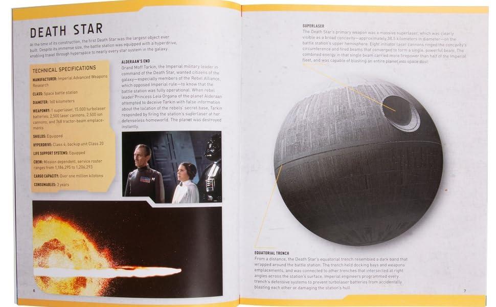 Incredibuilds Star Wars book wood model figure build kit hobby craft gift toy merchandise hobby kid