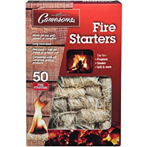 Firestaarters Fire Starters Tumbleweed Grill Lighters Campfire Fireplace Bricks Nuggets BBQ