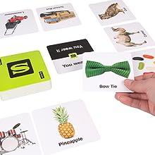 tenzi slapzi itzi dice card memory game