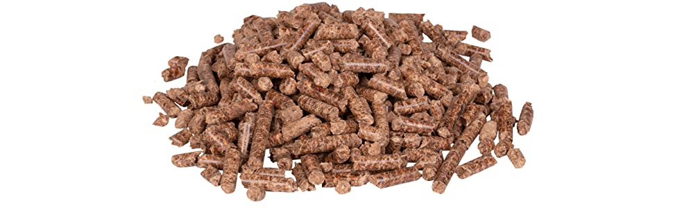 Smoker Smoking Wood Pellets Compressed All-Natural Cooking Grilling BBQ Barbecue Pelletts Flavored