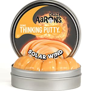 crazy aaron aarons thinking putty slime fidget stress reliever silly liquid glass solar wind