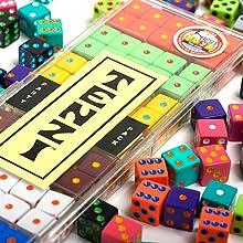 tenzi slapzi itzi dice memory card game