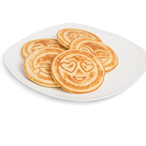 Emoji Pancakes