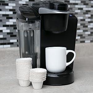 Keruig Disposable Filters Coffee Tea