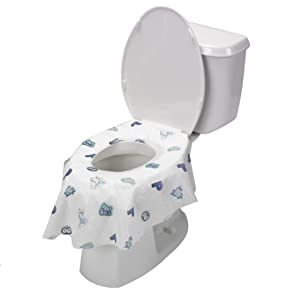 Amazon Com Toilet Seat Covers Disposable Xl Potty Seat