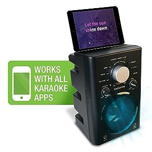 karaoke apps, smart phone karaoke app, smartphone karaoke app, iphone app, samsung karaoke machine