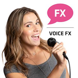 voice effects FX music instruments speaker singing machine singers choir karaoke harmony vocals