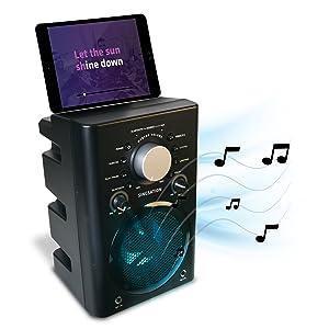 karaoke machine for adults, karaoke system, full karaokee caraokee, caraoke, party machine, karaoke