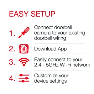 home security system, cameras best simplisafe, thief, theft crime. criminals security doorbell kit