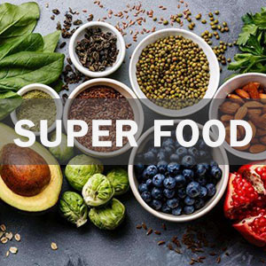 powerful as superfoods
