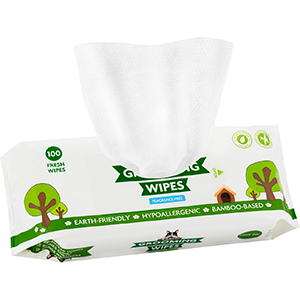 pogi's grooming wipes 100-count