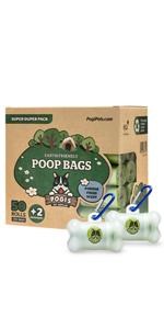 pogi's poop bags 50 pack
