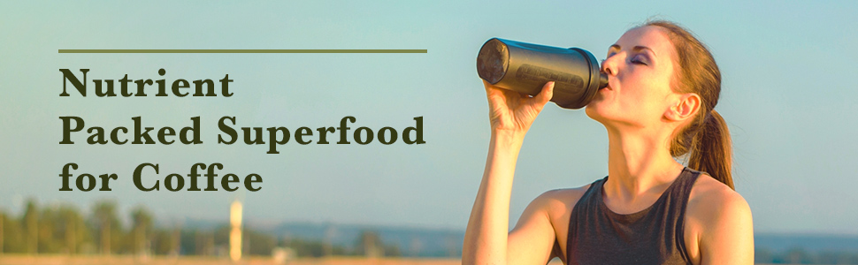 Nutrient Packed Superfood for Coffee