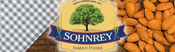 sohnrey family foods blue diamond bold jalapeno smokehouse roasted flavored spicy seasoned almonds