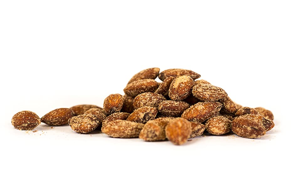 spicy savory bold seasoned flavored dry diamond smokehouse variety canned roasted snack almonds nuts