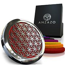 red car diffuser essential oils anzazo