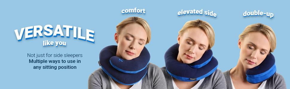 Travel pillow, neck pillow, travel neck pillow, kids travel pillow