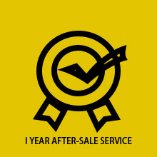 1 Year After-Sale Service