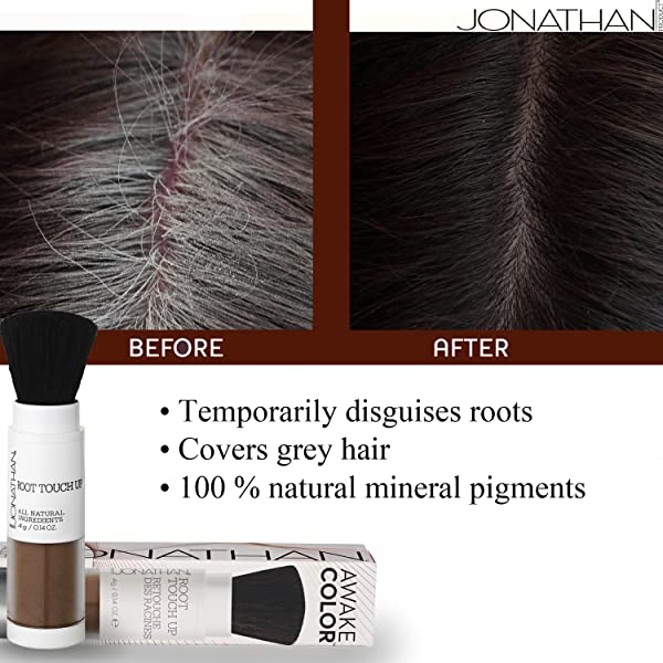 Amazon Jonathan Product Root Touch Up Brunette Cover Up