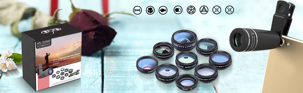 lens package