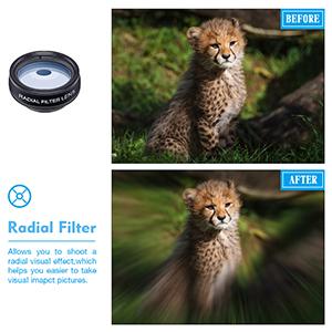 radical filter