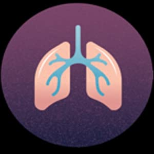 Cartoon picture of lungs