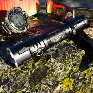Durable LED Flashlight Klarus XT11GT