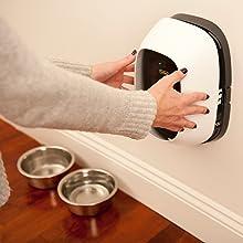 Installation, pet safety