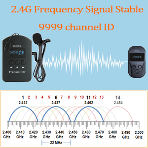 2.4GHz Frequency