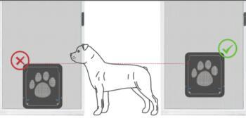 Screen Door for pet