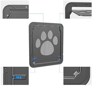 Pets Screen door,Cat/Dog