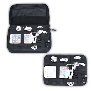 Great little organizer/storage bag for chargers and cables,tablets,cell phone