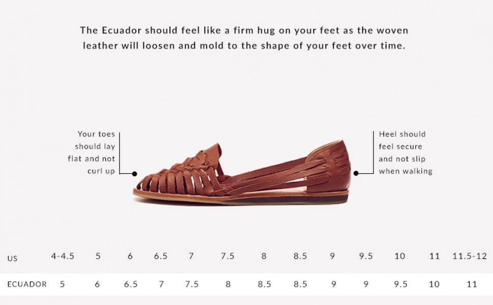 0ca58cb5b32e Amazon.com  Nisolo Women s Ecuador Huarache Sandal  Shoes