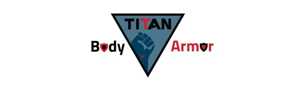 TITAN BODY ARMOR