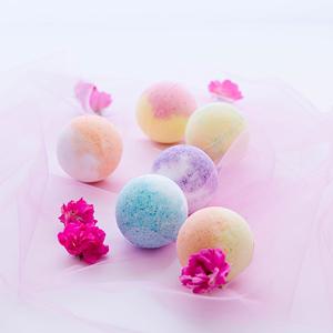 Bath Bombs Aromatherapy salts essential oils