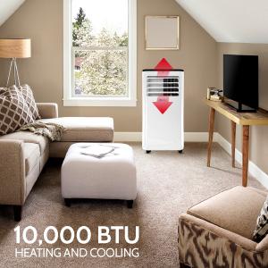 10,000BTU