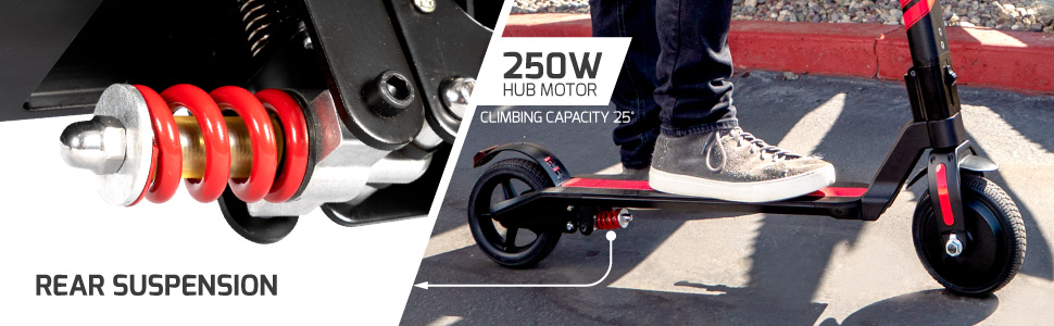 Amazon.com: Swagger Pro Scooter eléctrico plegable con ...