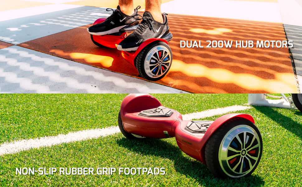 Swagtron Swagboard Hoverboard for Kids
