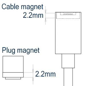 Amazon.com: Magnitto - Adaptador con cable USB C a USB C ...