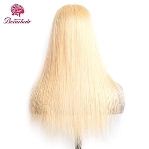 613 human hair wig