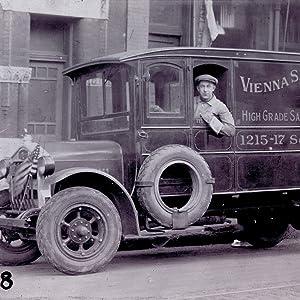Old Vienna Truck